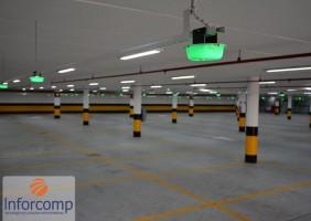 """Controle de vagas de estacionamento """"HIGH TECH"""" de baixo custo - Foto 3"""
